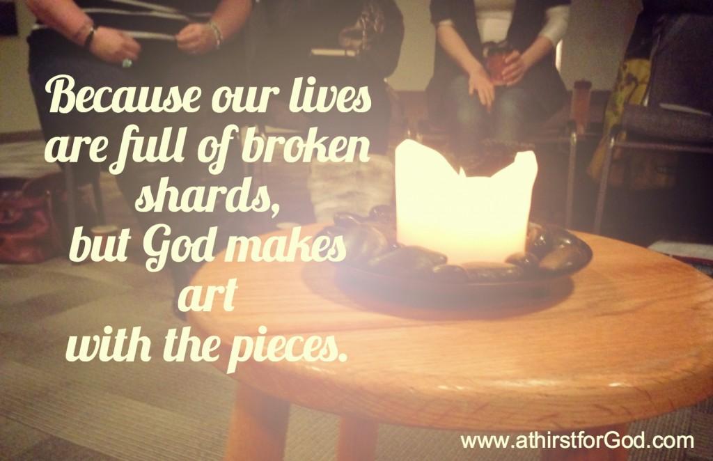 broken shards fotor
